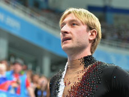 Евгений Плющенко. Фото: РИА Новости