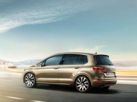 Volkswagen Golf Sportsvan. Фото: Volkswagen