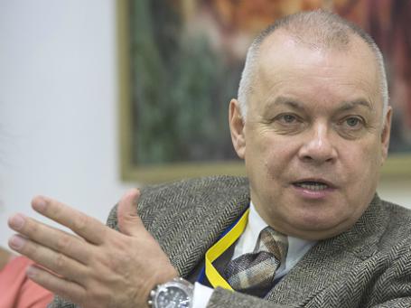 Дмитрий Киселев. Фото: РИА Новости