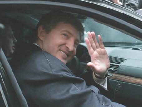 Ринат Ахметов. Фото: РИА Новости
