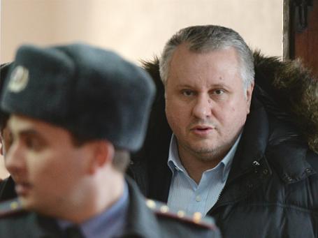 Бывший заместитель губернатора Челябинской области Андрей Третьяков, избивший бортпроводника. Фото: РИА Новости