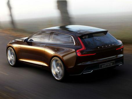 Volvo Concept Estate. Фото: Volvo