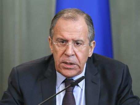 Глава МИД РФ Сергей Лавров. Фото: Reuters