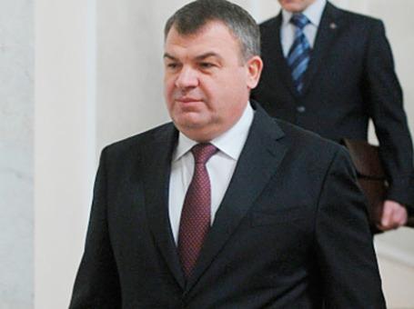 Экс-министр обороны РФ Анатолий Сердюков. Фото: РИА Новости