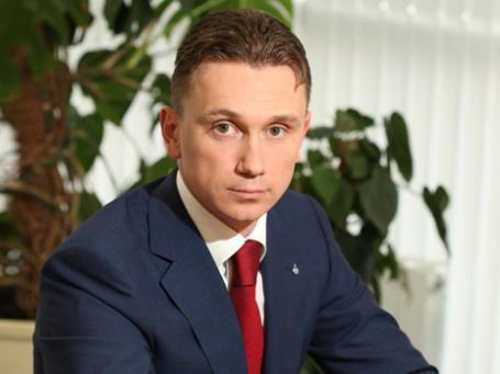 Заместитель председателя правления банка «Уралсиб» Илья Филатов. Фото: пресс-служба