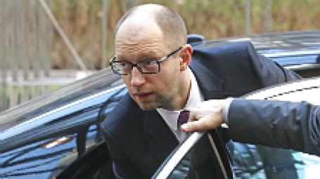 Арсений Яценюк. Фото: Reuters