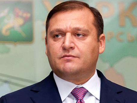 Экс-губернатор Харьковской области Михаил Добкин. Фото: PhotoXPress