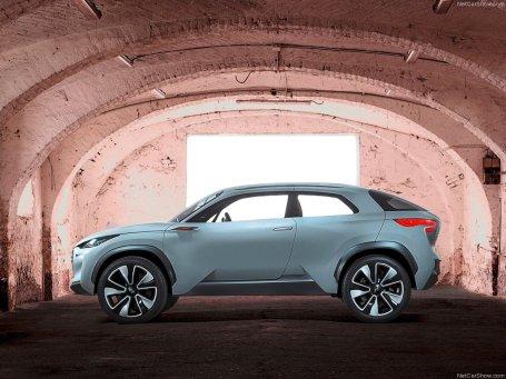 Hyundai Intrado Concept. Фото: Hyundai