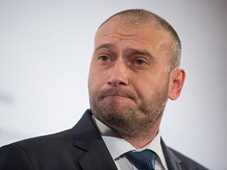 Лидер объединения радикальных партий и организаций украинских патриотов «Правый сектор» Дмитрий Ярош. Фото: PhotoXPress