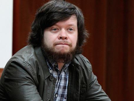 Константин Лебедев, осужденный по делу о беспорядках на Болотной площади 6 мая 2012 года. Фото: РИА Новости