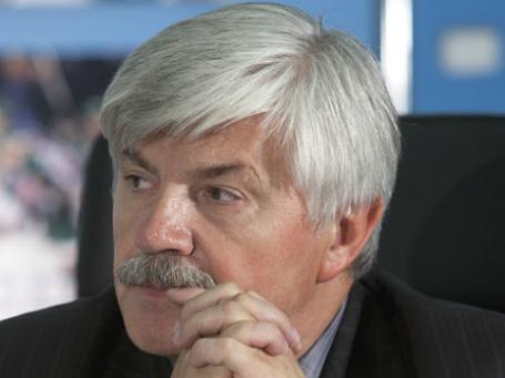 Генеральный директор магнитогорского «Металлурга» Геннадий Величкин. Фото: РИА Новости
