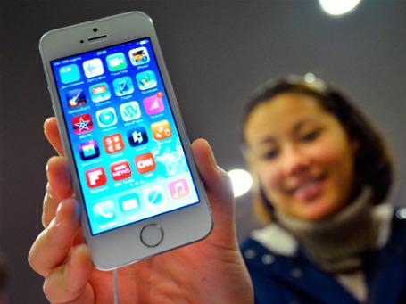 Рынок мобильных устройств в ожидании весенних премьер от ведущих производителей. Фото: РИА Новости