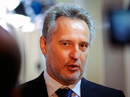 Украинский предприниматель Дмитрий Фирташ. Фото: Reuters