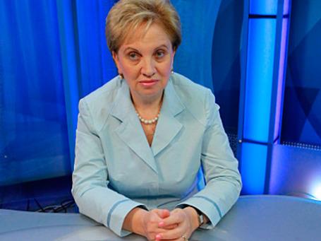 Председатель Мосгорсуда Ольга Егорова. Фото: РИА Новости
