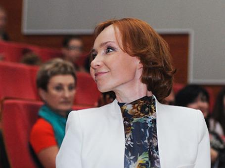 Ведущая телеканала «Россия-24» Эвелина Закамская. Фото: PhotoXPress