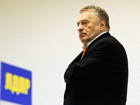 Лидер партии ЛДПР Владимир Жириновский. Фото: Reuters