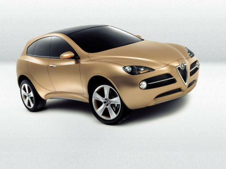 Alfa Romeo Kamal Concept. Фото: Alfa Romeo
