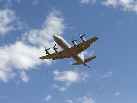 Самолет австралийских ВВС, участник операции по поиску Boeing-777 компании Malaysia Airlines. Фото: Reuters.