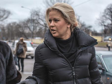 Евгения Васильева. Фото: РИА Новости.