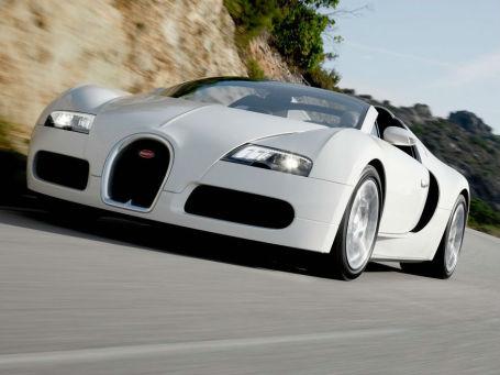 Bugatti Veyron Grand Sport. Фото: Bugatti