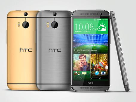 Козыри нового флагмана HTC — дизайн, интерфейс и фото-эффекты. Фото: пресс-служба HTC