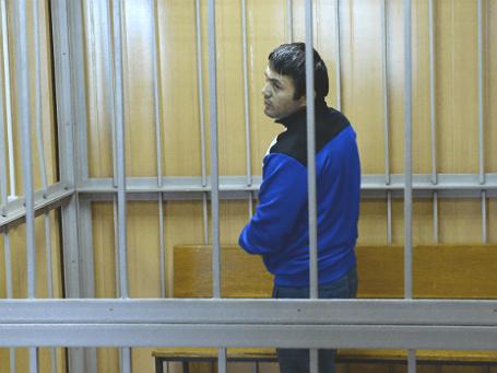 Магомед Расулов 30 июля 2013 года. Фото: РИА Новости.