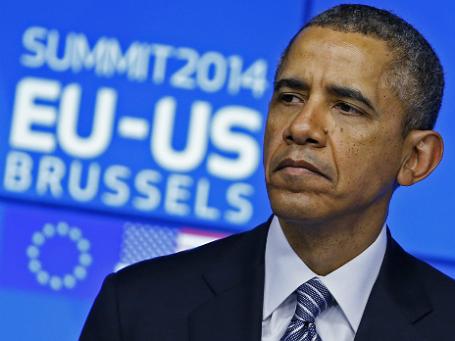 Президент США Барак Обама. Фото: Reuters.