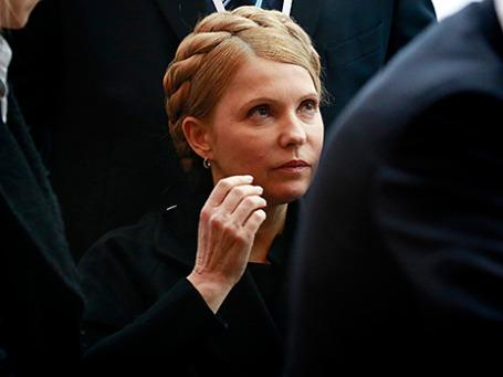Юлия Тимошенко. Фото: Reuters