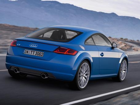 Audi TT. Фото: Audi