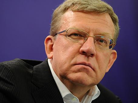 Председатель Комитета гражданских инициатив Алексей Кудрин. Фото: ИТАР-ТАСС