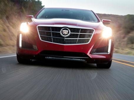 Cadillac CTS. Фото: Cadillac