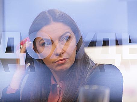 Генеральный директор телеканала «Дождь» Наталья Синдеева. Фото: ИТАР-ТАСС