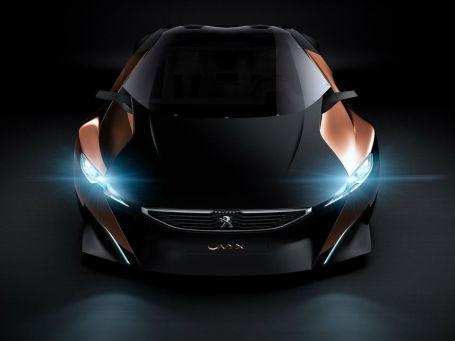 Peugeot Onyx. Фото: Peugeot