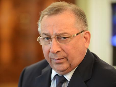 Президент компании «Транснефть» Николай Токарев. Фото: Григорий Собченко/BFM.ru