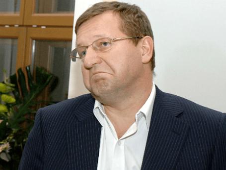 Предприниматель Альфред Кох