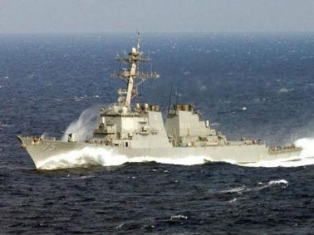 Эсминец USS Donald Cook. Фото: www.cook.navy.mil