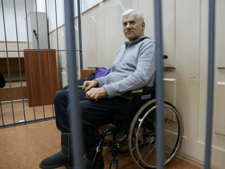 Экс-глава Махачкалы Саид Амиров