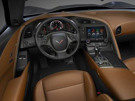 Chevrolet Corvette Stingray. Фото: Chevrolet
