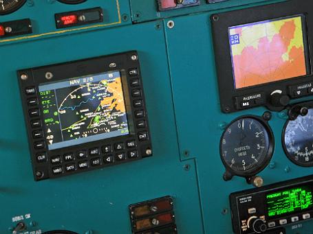 Бортовое оборудование «ГЛОНАСС», установленное на пассажирское воздушное судно
