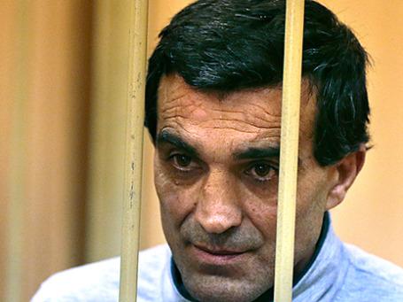 Грачья Арутюнян, виновник ДТП в Новой Москве, жертвами которого стали 18 человек