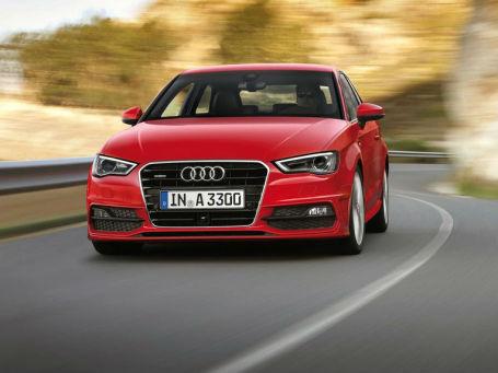 Audi A3. Фото: Audi