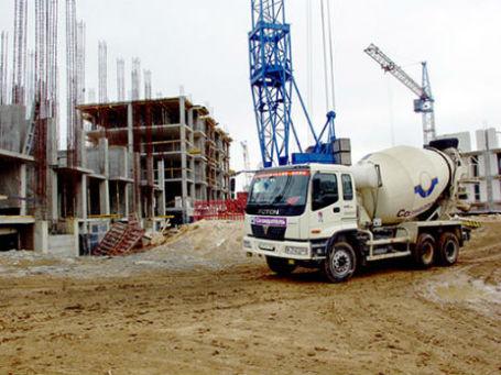 Строительство объектов военной инфраструктуры в Рязани. Фото: www.mil.ru