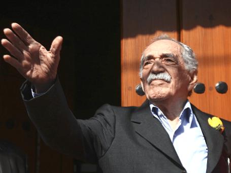 Габриэль Гарсиа Маркес, март 2014 года