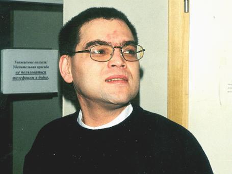 Журналист Андрей Бабицкий, 2000 год