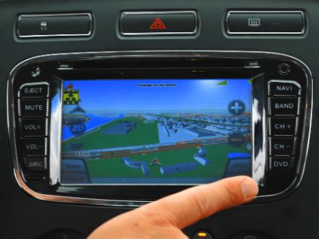 Ситуация на рынке навигаторов меняется также быстро, как обстановка на дороге. Фото: ИТАР-ТАСС