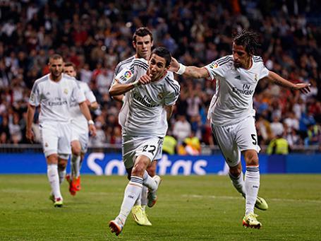 Игроки ФК «Реал Мадрид»