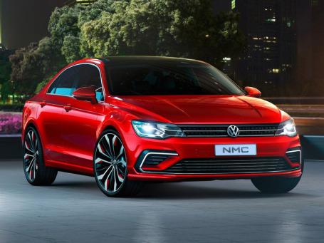 VW New Midsize Coupe. Фото: Volkswagen