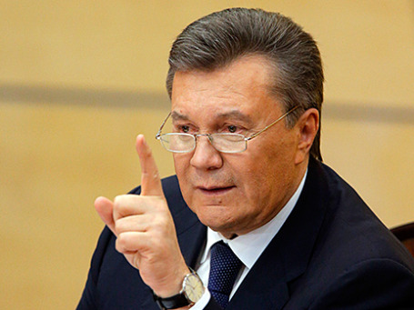 Президент Украины Виктор Янукович