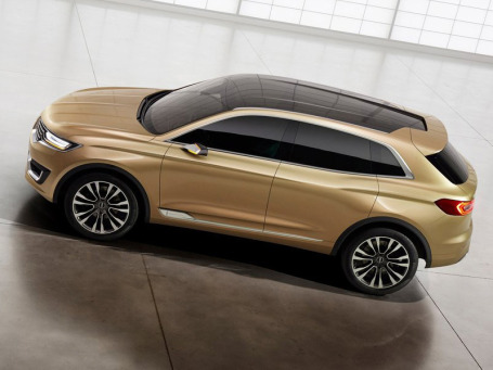 Lincoln MKX. Фото: Lincoln