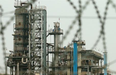 Одесский нефтеперерабатывающий завод.